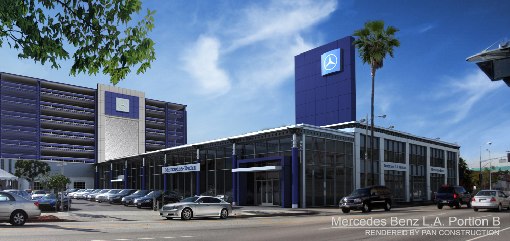 Mercedez Benz Dealership