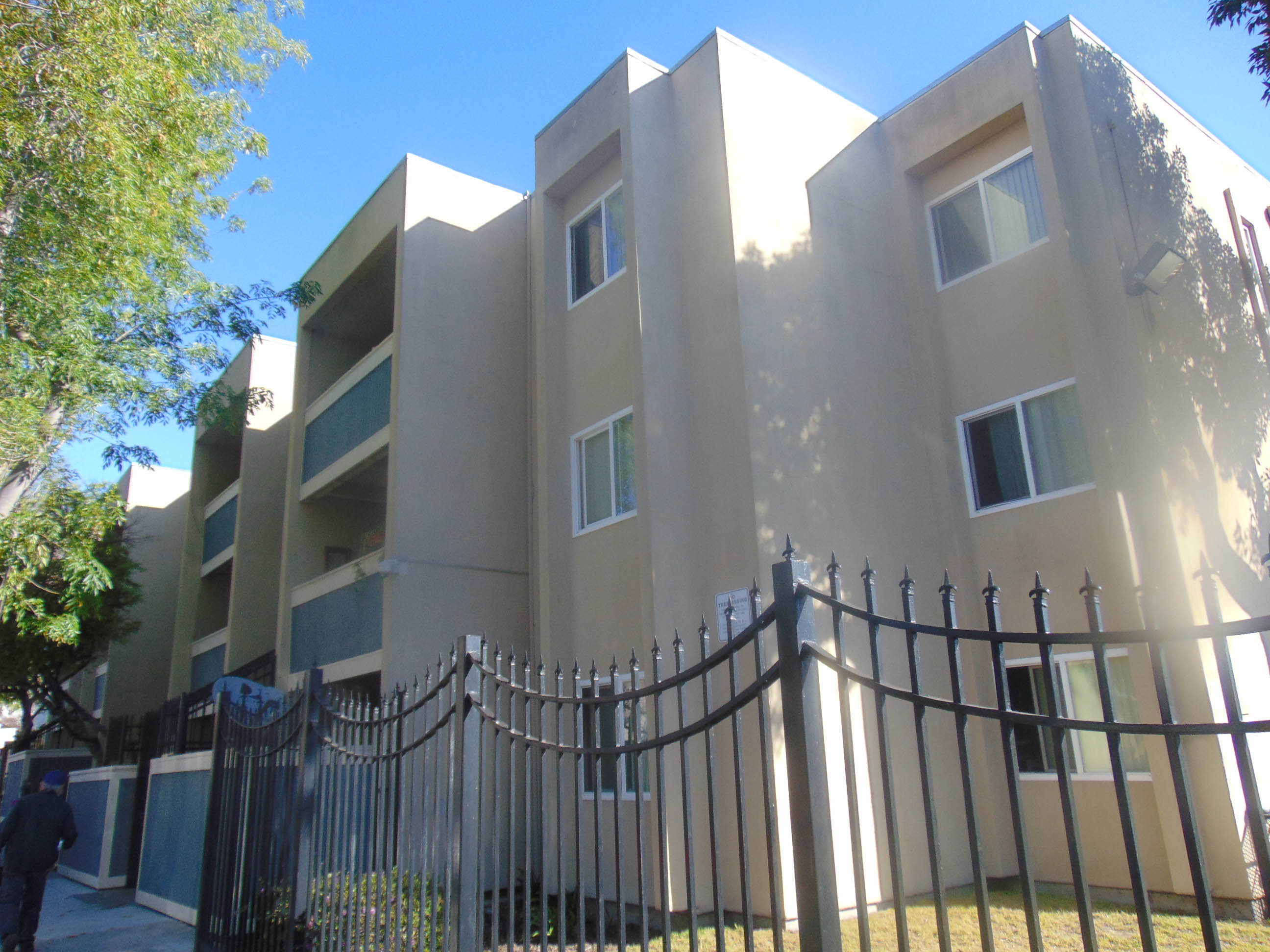Energy Audit and Rebate for multifamily property Buchanan Park in San Francisco, CA