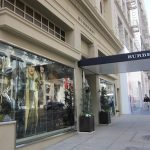Burberry Commissoning Flagship Store San Francisco California