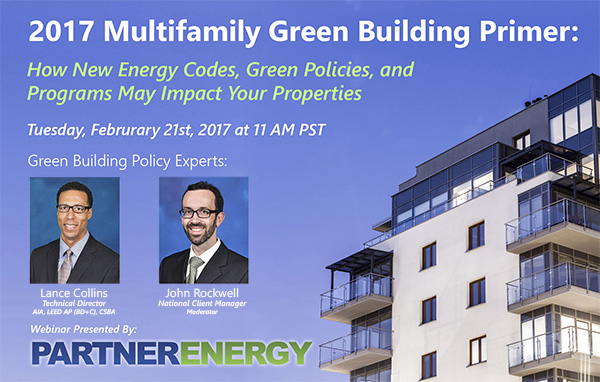 2017 Multifamily Green Building Primer