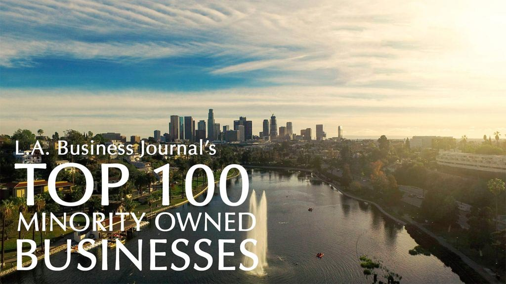 top 100 minority owned businesses