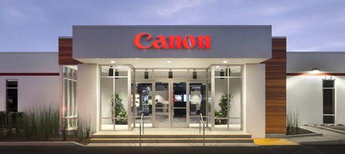 Canon METC West exterior photo