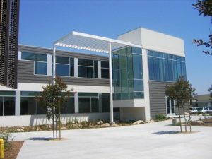 Long Beach Gas & Oil Engineering office building