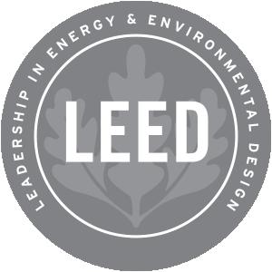 logo for LEED certification