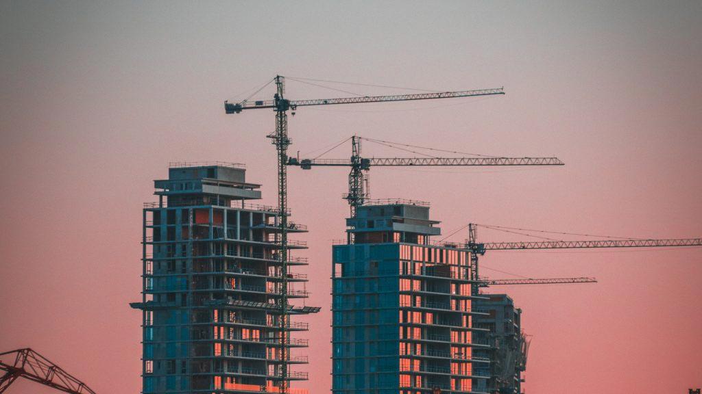 skyrise construction