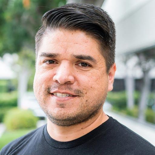 Ruben Moran Accounting Manager