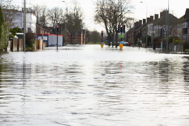 climate change and flooding
